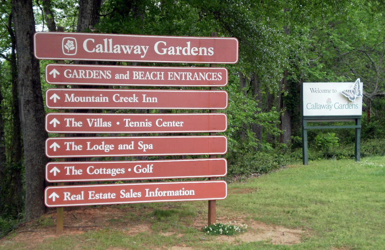 Callaway Gardens, Pine Mountain, Georgia; April 6, 2012