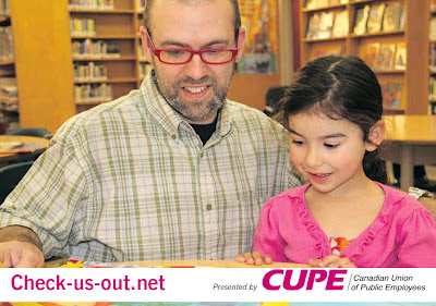 CUPE Library Workers