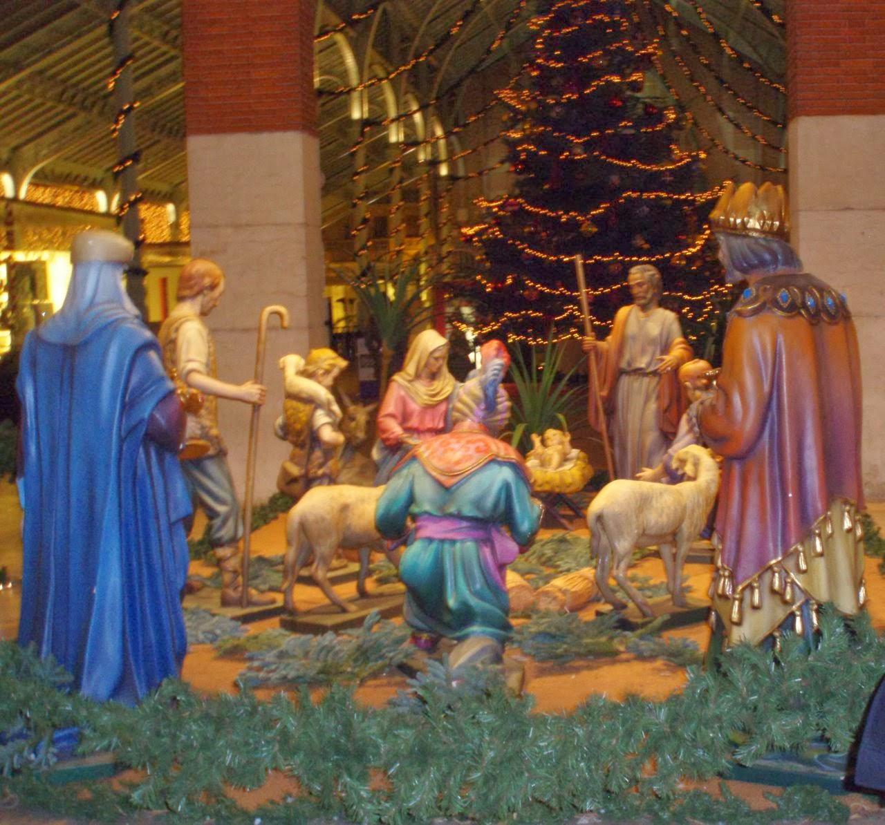 Trato o truco nacimientos imagenes de navidad - Nacimiento para navidad ...