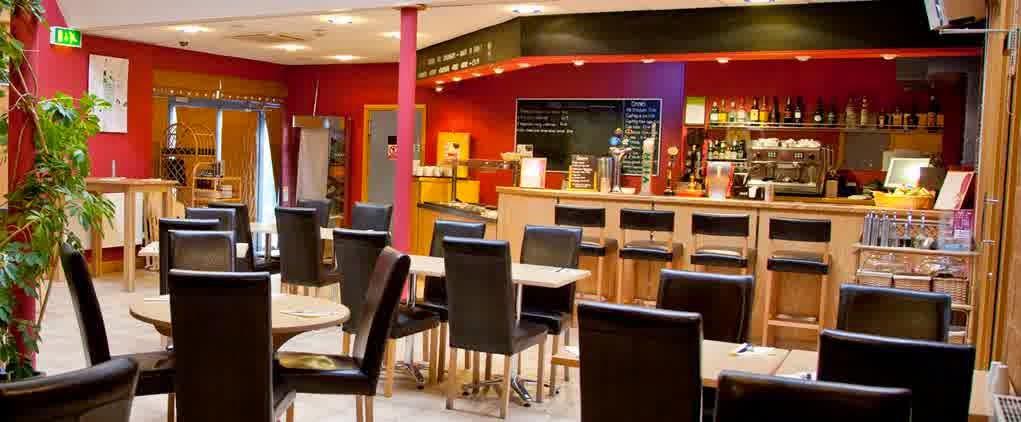 Kafe modern