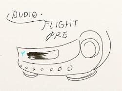 AUDIA FLIGHT PRE