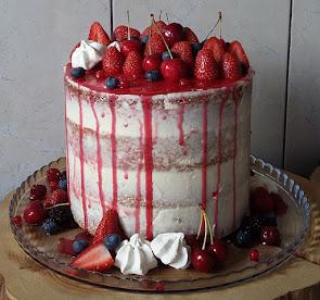 Semi naked cakes