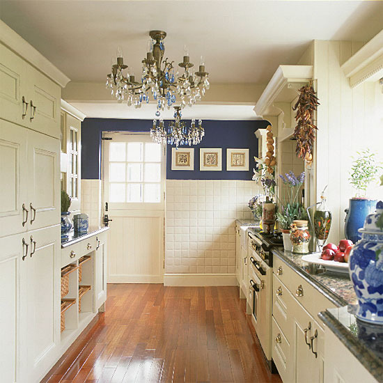 The appealing Fancy galley kitchen ideas picture