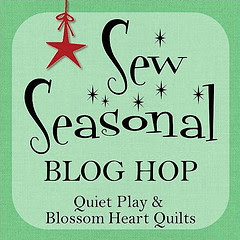 Sew Seasonal - A Christmas blog hop!