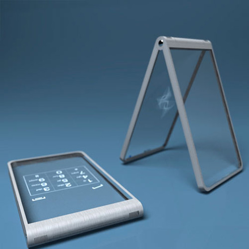 glass phone