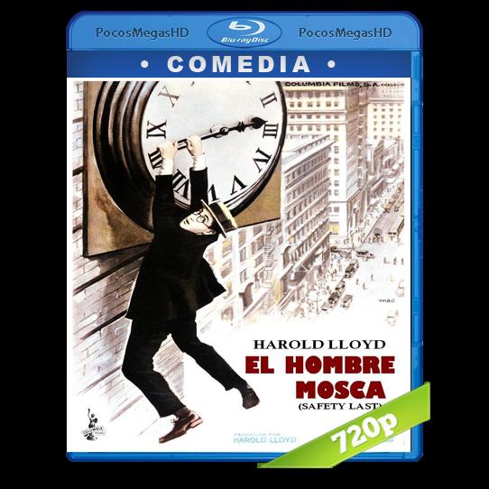 El Hombre Mosca(1923) BrRip 720p Cine Mudo Audio AC3+subs