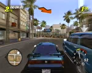 Free Download Games LA Rush ps2 iso for pc Full Version