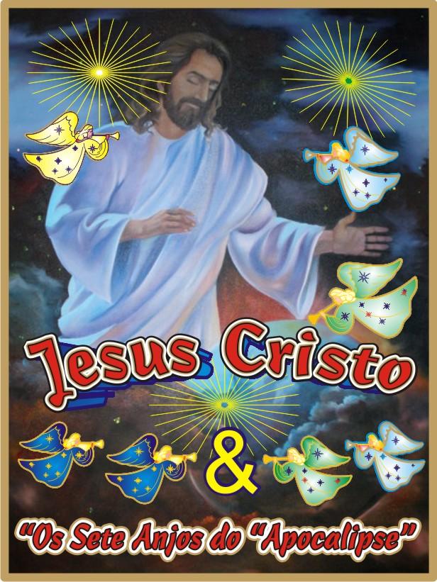 """Jesus Cristo """"Senhor dos Céus e da Terra"""