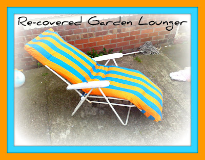 sun lounger cushion cover