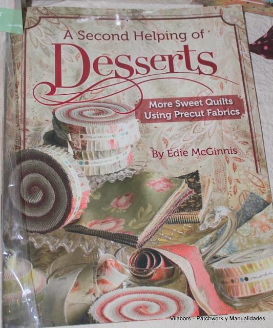 Libros de Patchwork y Quilt (A Second Helping of Desserts de Edie McGinnis)- Vilabors