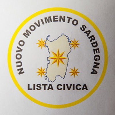 nuovo movimento sardegna, lista civica