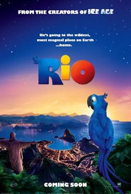 Filme Poster Rio DVDRip XviD & RMVB Legendado