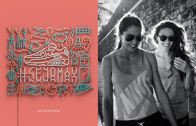 As campeãs de vôlei de praia Maria Clara e Carol Salgado na campanha #Sejamax