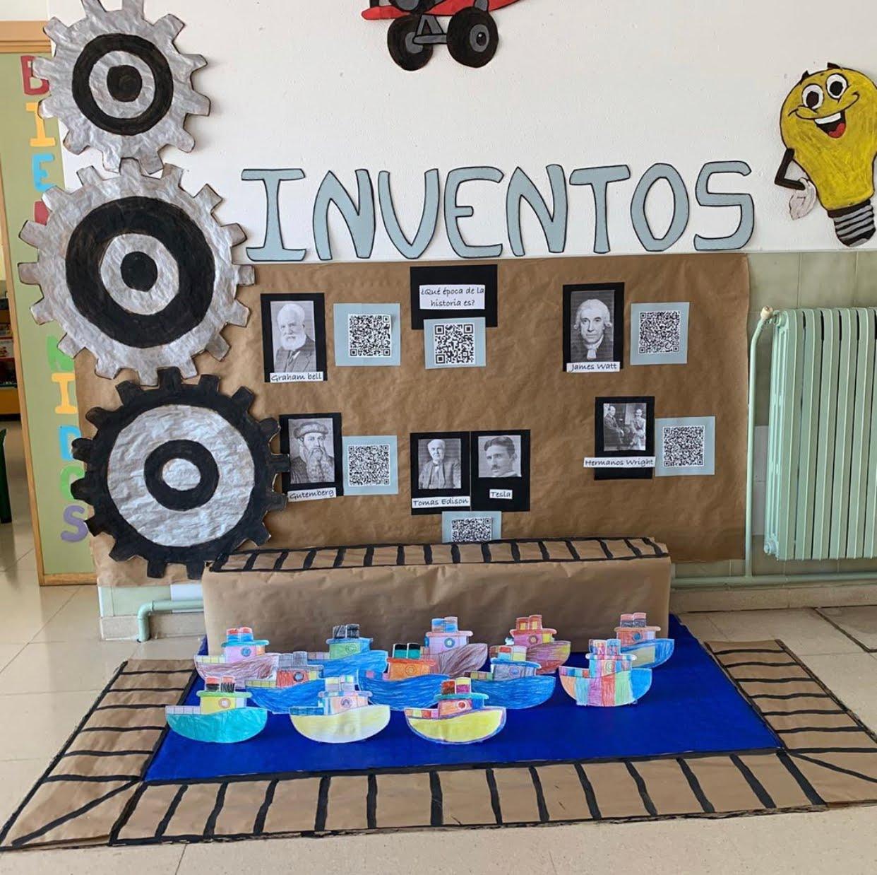 Más inventos