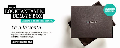 beauty box de look fantastic