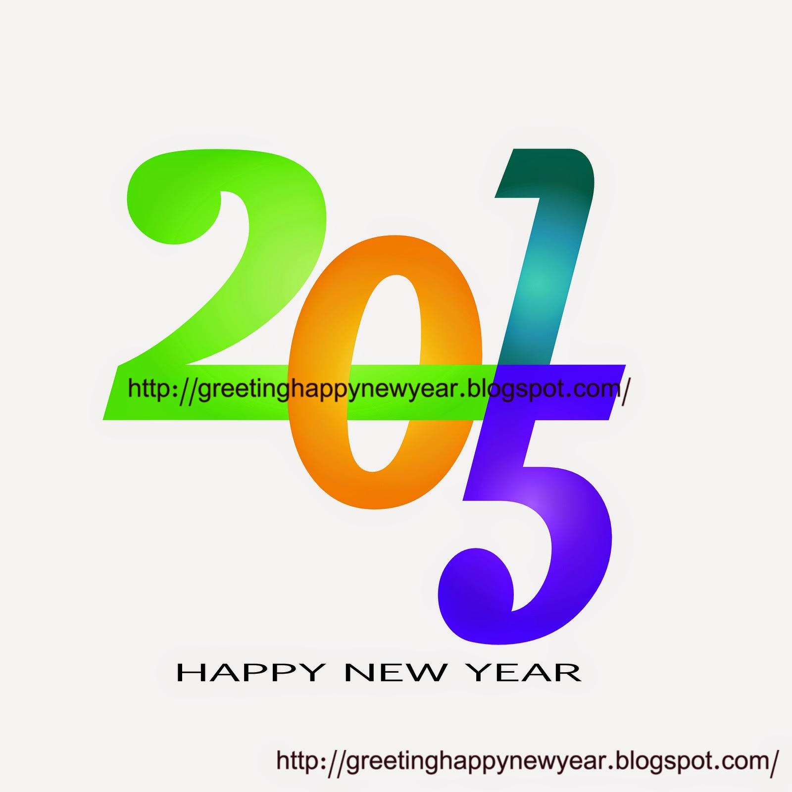 Greeting Happy New Year 2015 Images – Download Great Image