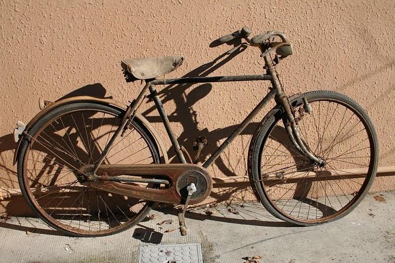 Bici classiche bianchi cesare storia e restauro for Restauro conservativo