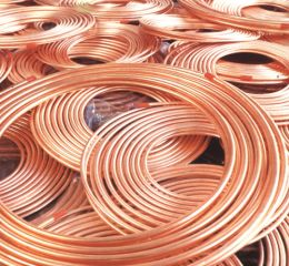 Copper Declines Over Half A Percent On Monday