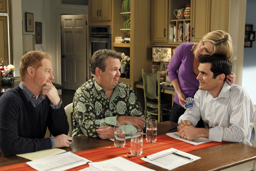 Modern Family S04E20. Flip Flop
