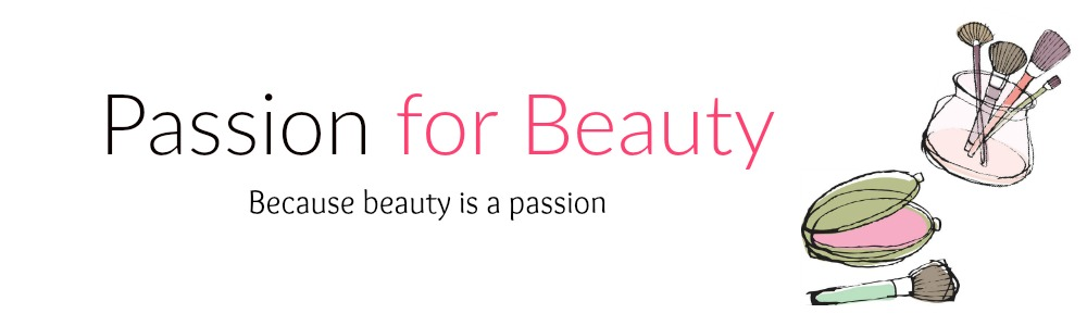 Because beauty is a passion