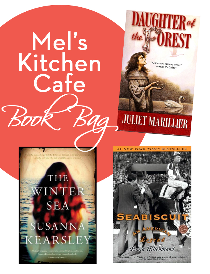 Favorite book recommendations from Mel39;s Kitchen Cafe