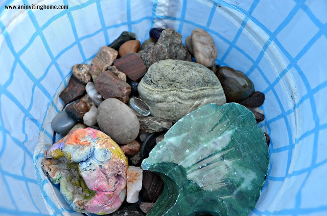 a rock collection