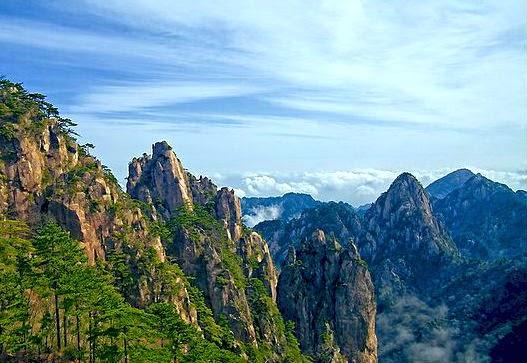 favorite place beijing Huangshan