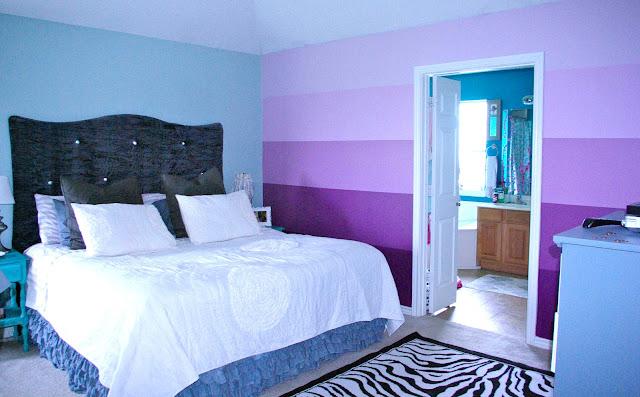 1000 ideas about purple striped walls on pinterest