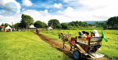 Wisata Ala Koboi - De Ranch Lembang Bandung
