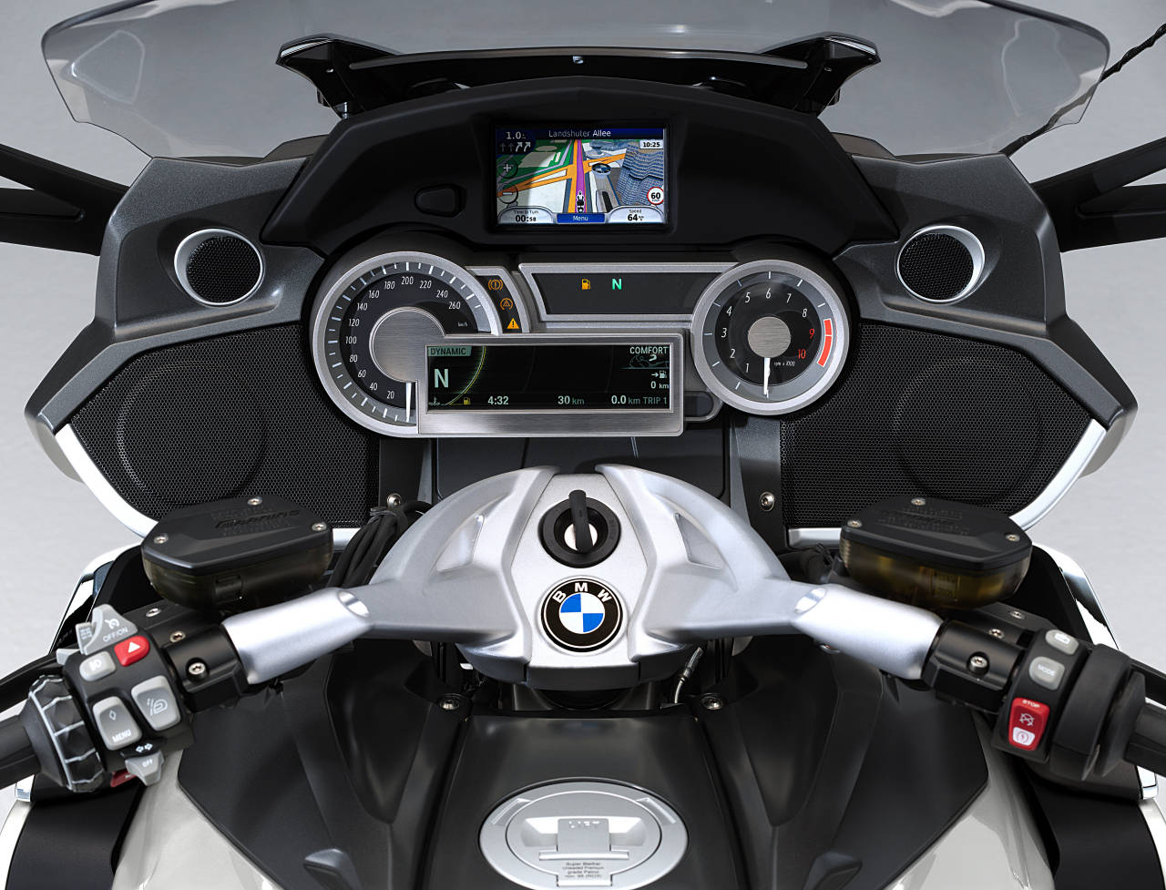 2012 bmw k1600gtl touring concept