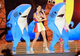 The Left Shark