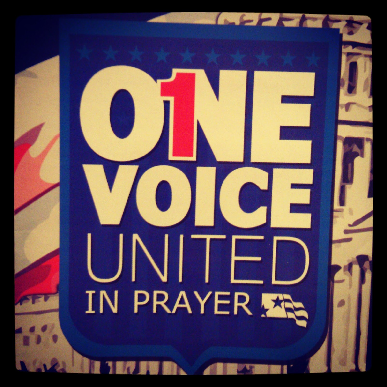 National Day of Prayer 2014 - One Voice United in Prayer