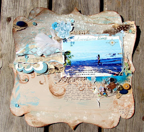 Published in Canadian Scrapbooker Summer 2012