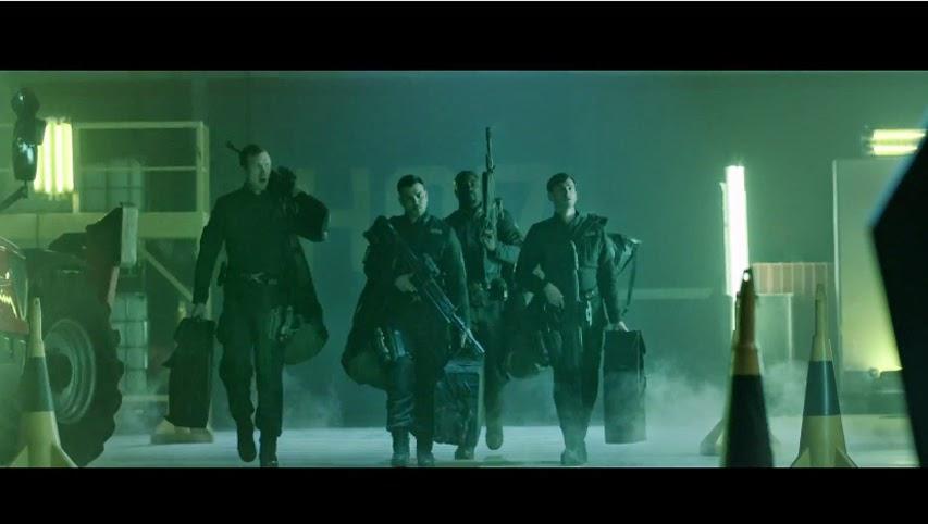 Halo: Nightfall Trailer