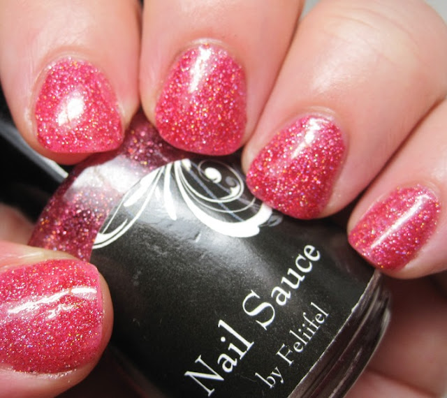 Nail Sauce by Felifel Hot Heart.