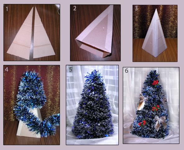 Как назвать елку сделанную своими руками
