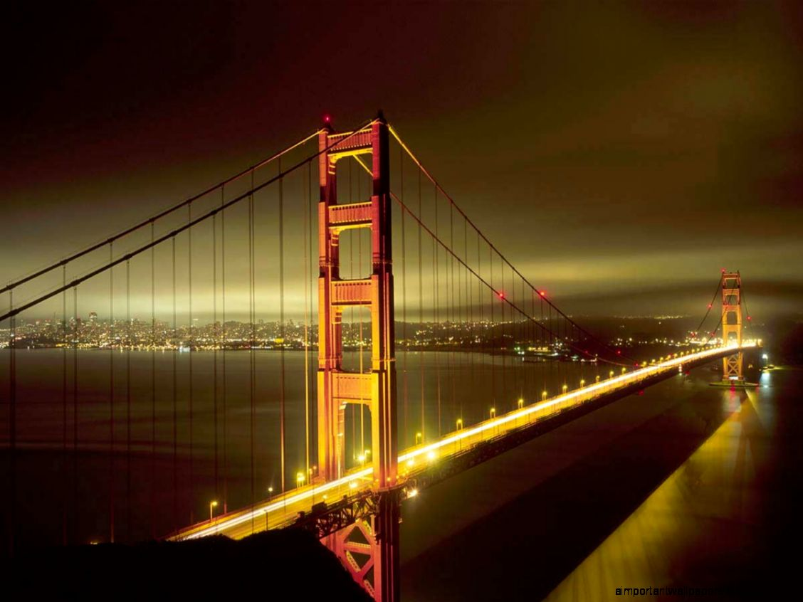 Golden Gate Bridge Nights Wallpapers HD Wallpapers - golden gate bridge nights wallpapers