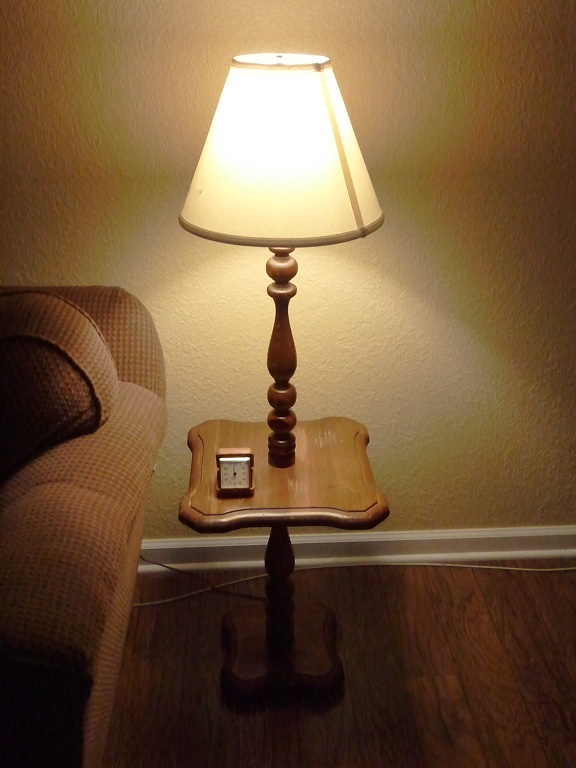 Table With Built In Lamp Delectable Hey I Found This Really Awesome Etsy Listing At Httpswwwetsy 2018