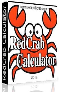 RedCrab The Calculator 4.20 - Trình soạn thảo Toán học miễn phí