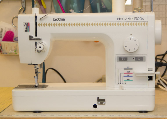 From The Blue Chair August 40 Stunning Sewing Machine Used On Sewing Bee 2015