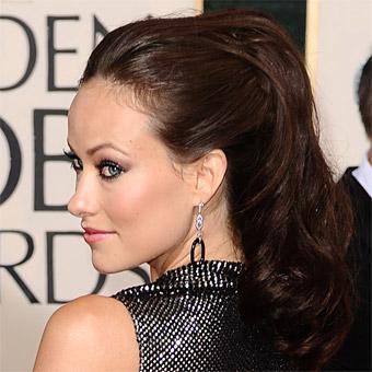 coiffure soiree pour chevux longs, mode coiffure femme 2014