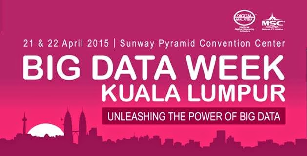 Meet the Data Scientists @ Big Data Week 2015 KL