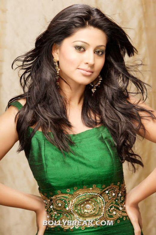 , Long Black Hair Pics Of South Indian Actress Sneha