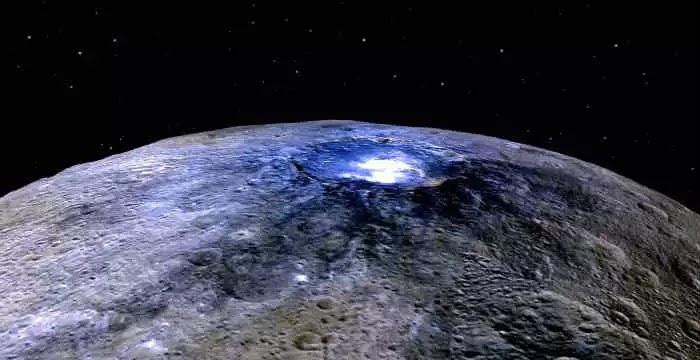 Το «μυστήριο» των φωτεινών σημείων στον πλανήτη «Δήμητρα» [Βίντεο]