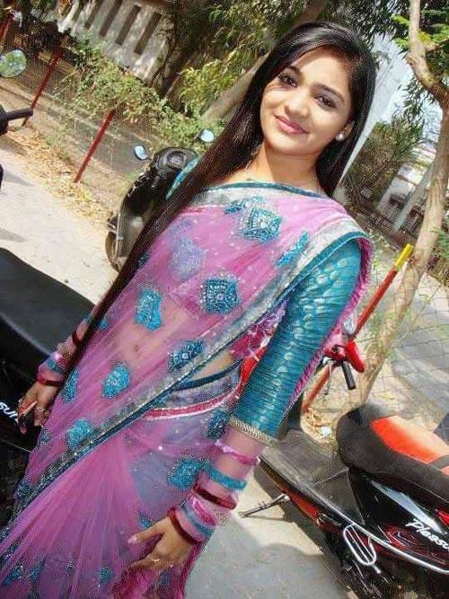 life Desi in saree bhabhi real