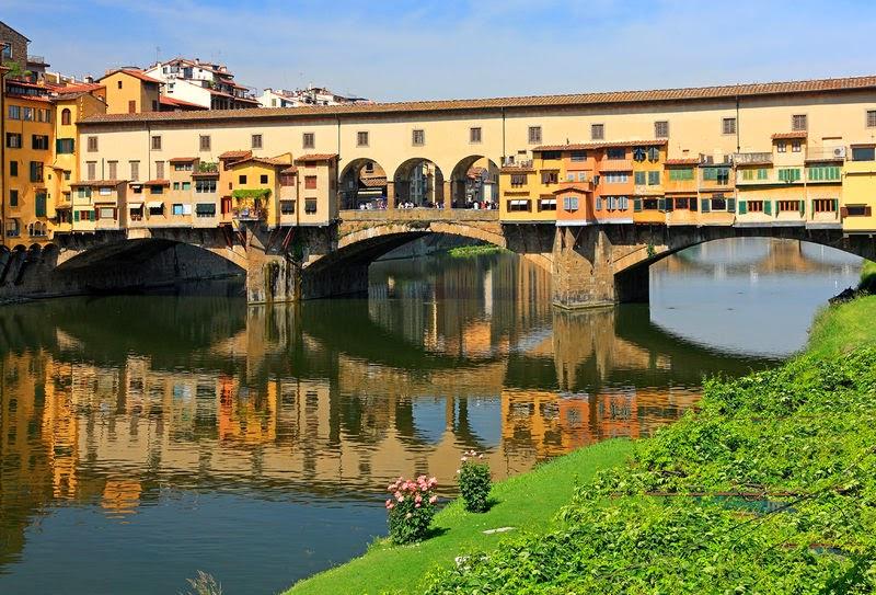 Il Ponte Vecchio de Florencia