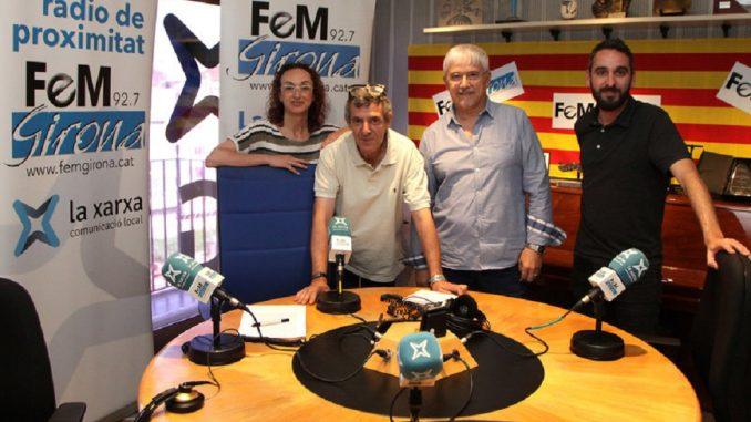 26-N: REABRE LA RADIO MUNICIPAL DE GIRONA