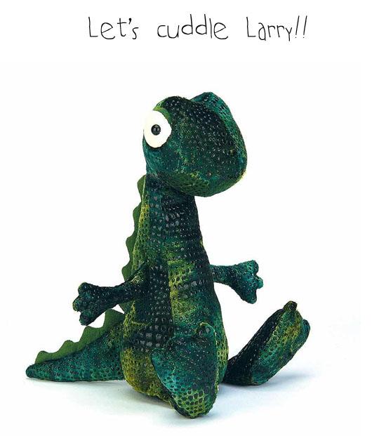 Larrie Lizard Jellycat