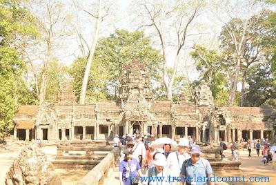 Ta Phrom Angkor
