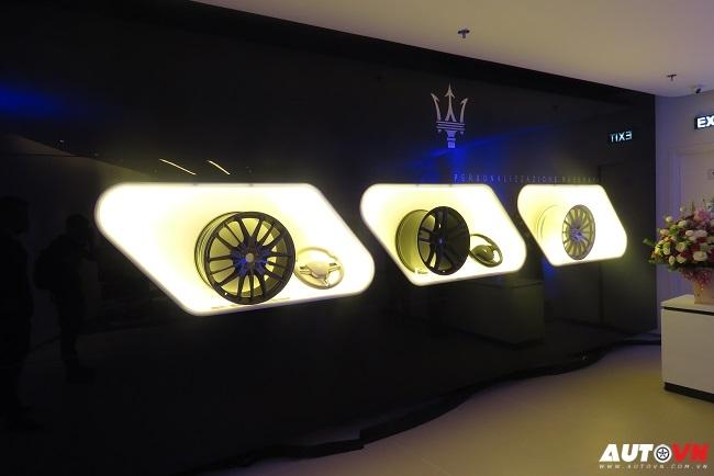 Khai trương showroom Maserati đầu tiên tại Việt Nam